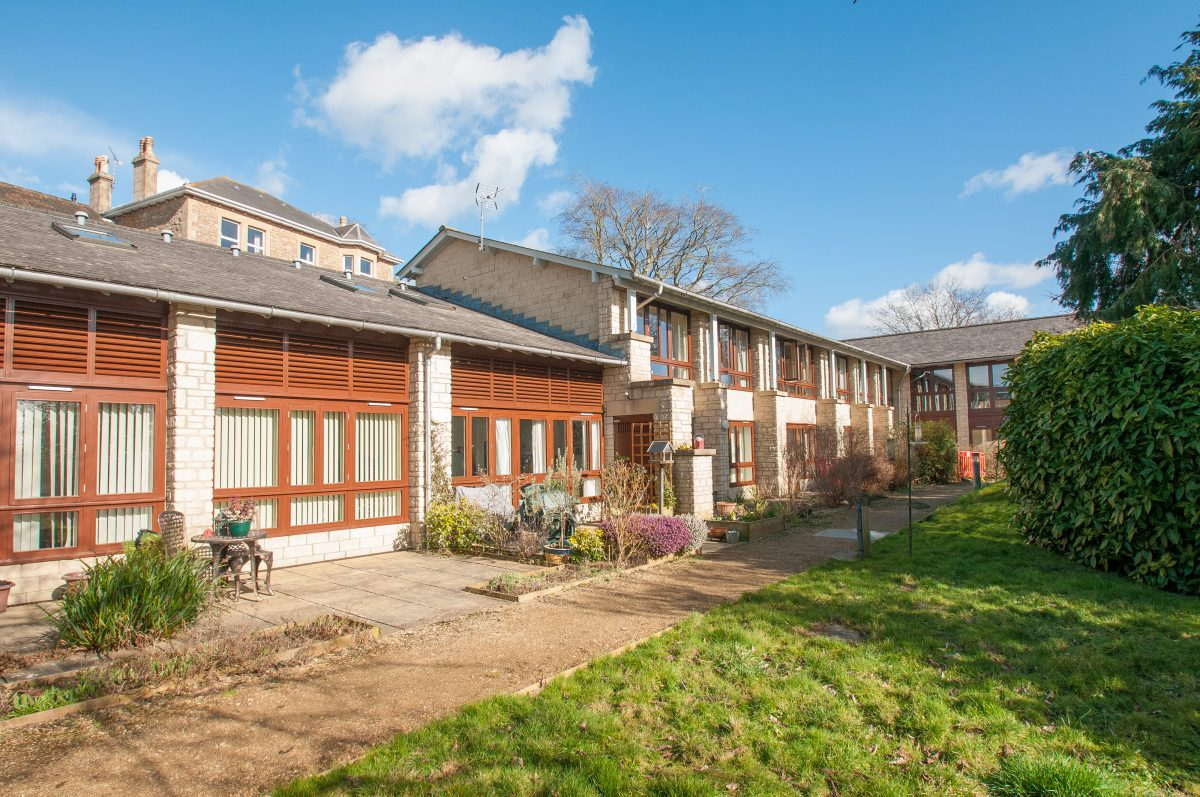 Rarely Available. Two Bedroom Ground Floor Retirement Apartment